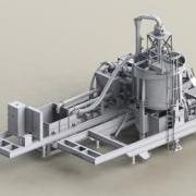 Portable frac sand plant coming to market