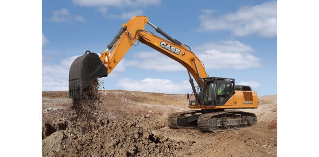 Photo: Case Construction Equipment