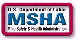 Logo: Mine Safety & Health Administration