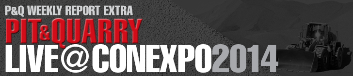 PQ Weekly Report Extra: Live at ConExpo 2014