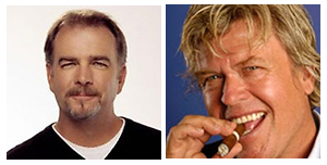 Bill Engvall and Ron White