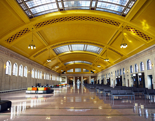 Union depot St. Paul Minnesota (Photo by kkamarais/flickr)