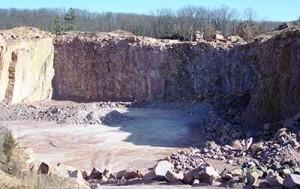 Trap Rock and Granite Quarries