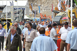 Hillhead attendance up for 2014 show