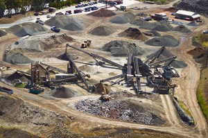 The Stony Point Rock Quarry will receive about $50,000 over five years from the California Solar Initiative rebate.