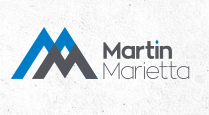 Martin Marietta's new logo. Photo: Martin Marietta