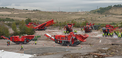 Terex Finlay intros new equipment at dealer conference