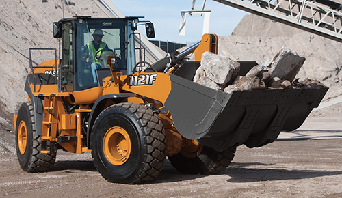 Case Construction Equipment 1121F Wheel Loader