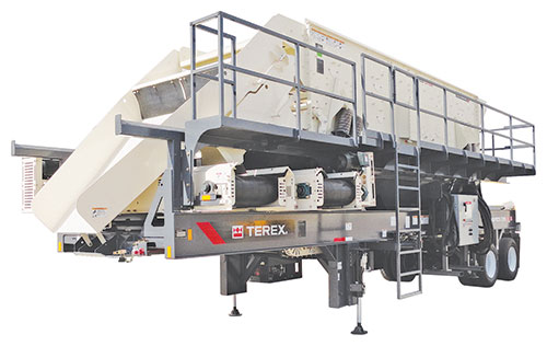Terex MPS releases CR Series screen plant