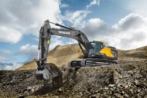 Volvo Construction excavator