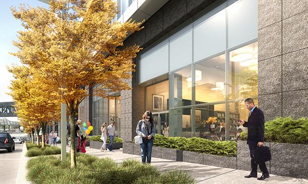 Cat headquarters to remain in Peoria, new design revealed