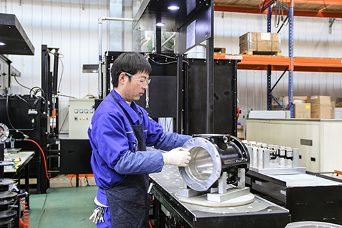 Martin Engineering launches custom manufacturing process