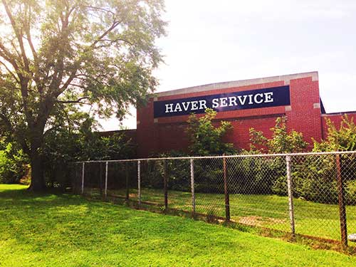 Haver & Boecker's new service center offers complete rebuilds. Photo: Haver & Boecker