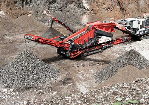 Sandvik Construction QE241 Scalper