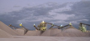 The Krome Quarry was named a Plant of the Year three consecutive times by Cemex.