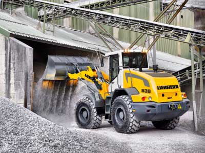 Liebherr partners with Rocky Mountain dealer