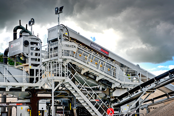 Terex Washing Systems to host customer day in Germany