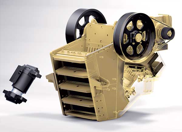Crusher safety enhanced with new technologies