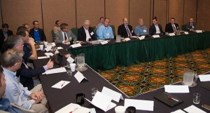 Although publishing remains at the center of Pit & Quarry's business, the Pit & Quarry Roundtable & Conference is now as much a part of the brand's fabric as the Pit & Quarry Hall of Fame (pictured above).
