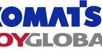 Logo: Komatsu