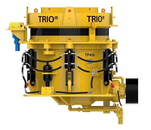 Weir Minerals Trio TP450 Cone Crusher