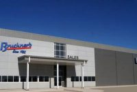 Bruckner Truck Sales, a Mack Trucks dealer, opened a new dealership in Oklahoma City. Photo courtesy of Mack Trucks