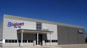 Bruckner Truck Sales, a Mack Trucks dealer, opened a new dealership in Oklahoma City. Photo courtesy of Mack Trucks