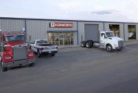 Kenworth of Louisiana opened a newly renovated, 10,500 sq. ft. service location in Monroe.