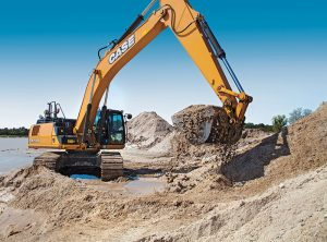 Photo courtesy of Thunder Creek Equipment and Case Construction Equipment
