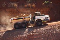 Photo courtesy of Terex Trucks