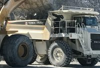 Photo courtesy of Terex Trucks.