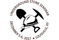 The 22nd Annual Underground Stone Safety Seminar will be held December 5-6. Photo courtesy of The Underground Stone Safety Seminar.