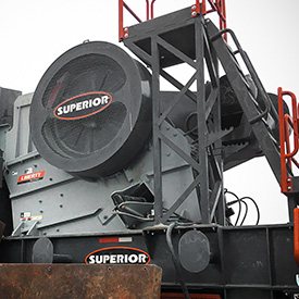 Liberty Jaw Crusher
