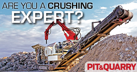 Quiz: Are you a crushing expert?