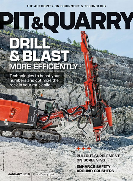 Drilling, blasting take center stage in latest P&Q edition