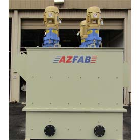AZFAB Attrition Mill