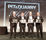 Pit & Quarry Hall of Fame inductees