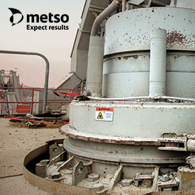Metso Symons Crusher Upgrades