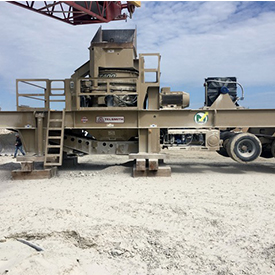 Telsmith T400 T-Series Cone Crusher