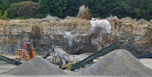 According to EJ Burke, the most noticeable difference in blasting today versus 50 years ago is there are better products and technology available. Photo by Kevin Yanik