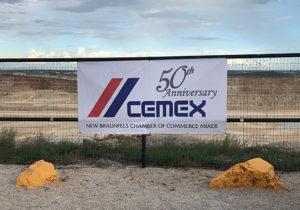 Cemex 50th anniversary