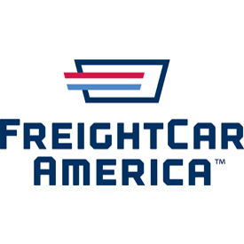 FreightCar America railroad freight
