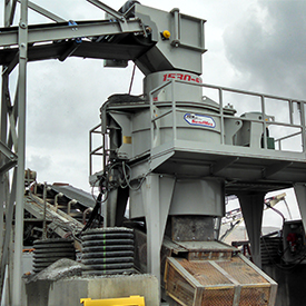REMco Series 1530 VSI crusher