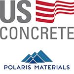 U.S. Concete and Polaris logos