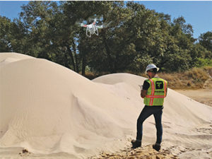 Drone-provided data is an incredibly powerful tool that can lead to groundbreaking insights. Photo Courtesy of Firmatek