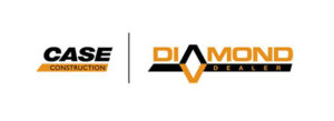 Logo: Case Construction Equipment Diamond Dealers