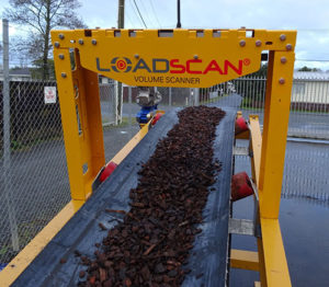 Loadscan's conveyor volume scanner comes on the heels of the company's load volume scanner.