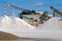 Divestitures are sometimes required to complete a deal involving crushed stone, sand and gravel operations. Photo: iStock.com/peuceta