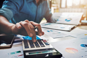 Accounting_StockImage: Deductions for capital losses, net operating losses, home office deductions and even large charitable donations that cannot be fully used in one year may be carried forward to future years. Photo: iStock.com/Jirapong Manustrong