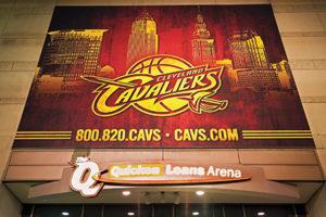 Cleveland Cavaliers. Photo: iStock.com/benkrut
